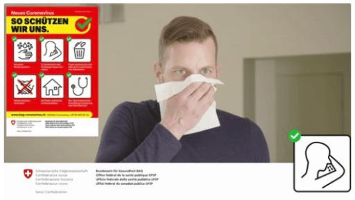 Coronavirus uns schützen